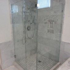 Traditional Bathroom by Buckhannon Brothers Tile