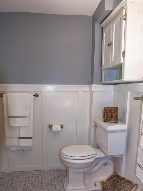 Blue Bathroom Design Ideas, Remodels & Photos with a ...
