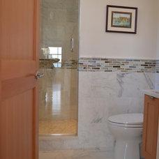 Modern Bathroom by Kate Jackson Design