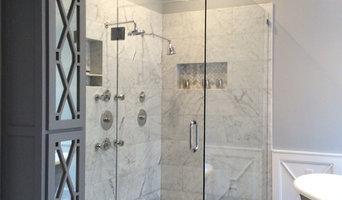 Marble Master Bath Renovation