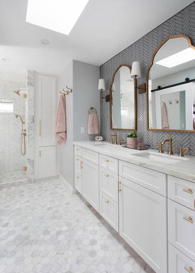 Transitional Bathroom by Signature Designs Kitchen & Bath