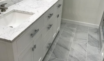 Marble mix Bathroom