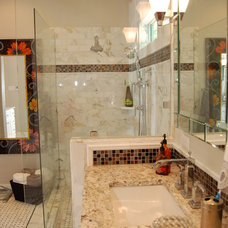 Modern Bathroom by LoneStar Home Solutions