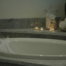 Traditional Bathroom by Dave Lane Construction Co.