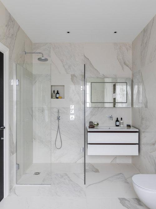 75 Small Wet Room Design Ideas - Stylish Small Wet Room ...