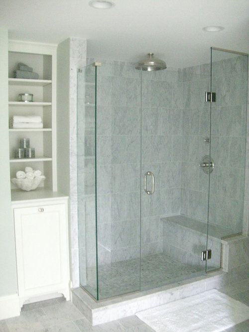 Master Bath Shower Seat Houzz