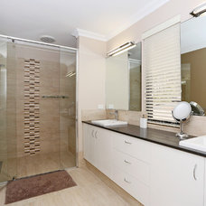 Contemporary Bathroom by Your Building Broker