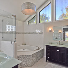 Transitional Bathroom by Cinque Residential