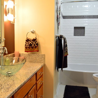 Marietta, GA - 2 Guest Bathrooms Revamped