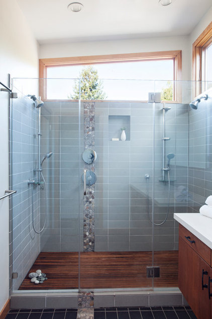 Contemporary Bathroom by Ogawa Fisher Architects