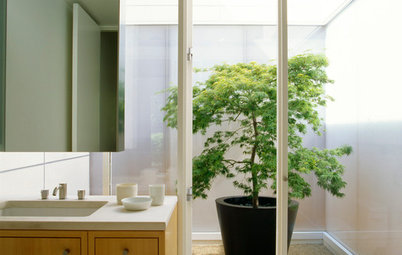 Bathrooms Without Borders Bring the Outside In