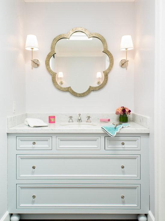 Bathroom Vanities With Mirrors bathroom vanity mirror   houzz