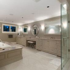 Traditional Bathroom by Rommel Design Ltd.