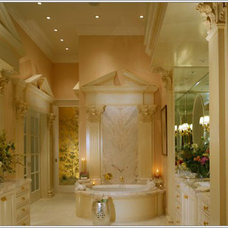 Traditional Bathroom by MARK MORRIS DESIGN GROUP