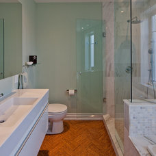Modern Bathroom by Peter A. Sellar - Architectural Photographer
