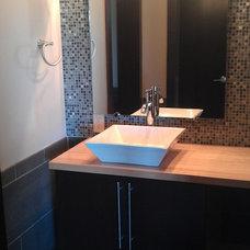 Contemporary Bathroom Marla Baird