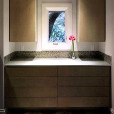 Contemporary Bathroom by Marsh Vorspan Partners