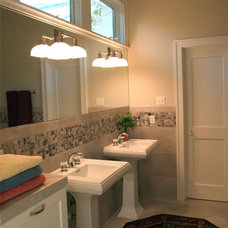 Traditional Bathroom by Marsh Vorspan Partners