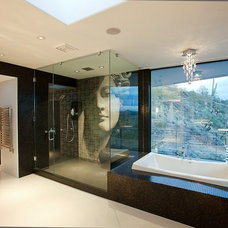 Contemporary Bathroom by Spry Architecture