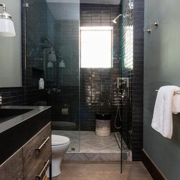 Martis Camp Tahoe Guest Bath
