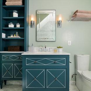 75 most popular dark teal bathroom design ideas for 2019