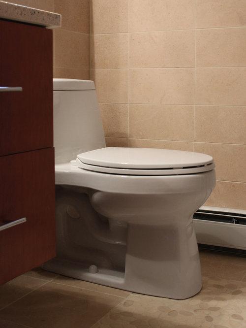 6x6 bathroom design ideas renovations photos with for Small bathroom design 6x6