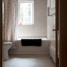 Traditional Bathroom by Mary Prince Photography