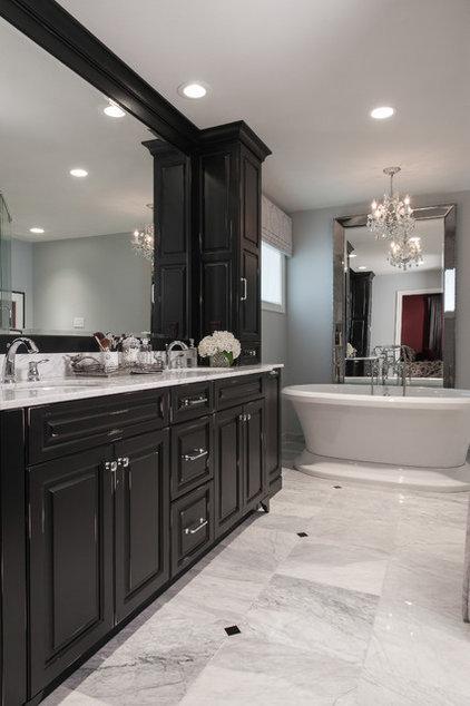 Traditional Bathroom by RSI Kitchen & Bath