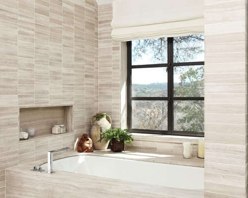 Beautiful  Bathroom By Smith Amp Vansant Architects PCoff White Subway Tiles