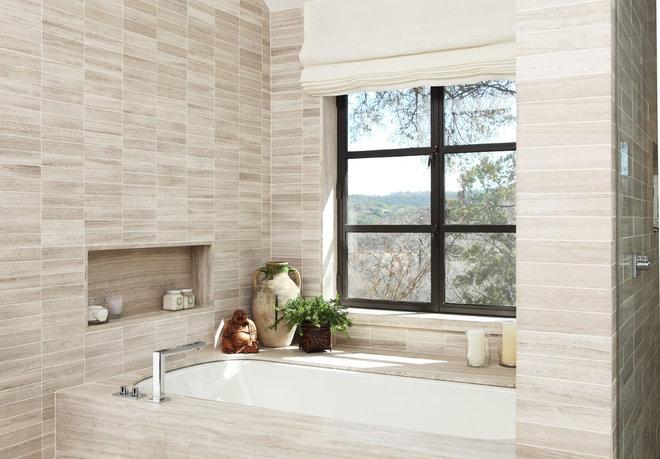 Contemporary Bathroom by Soledad Builders, LLC