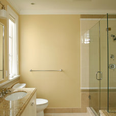 Traditional Bathroom by Mascheroni Construction