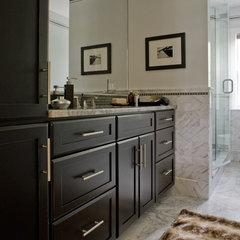 contemporary bathroom by JTM Interiors