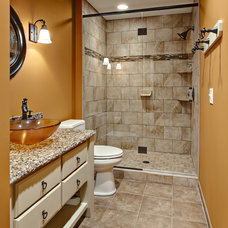 Modern Bathroom by Ideal Kitchen and Bath Naples - Kitchen Cabinets