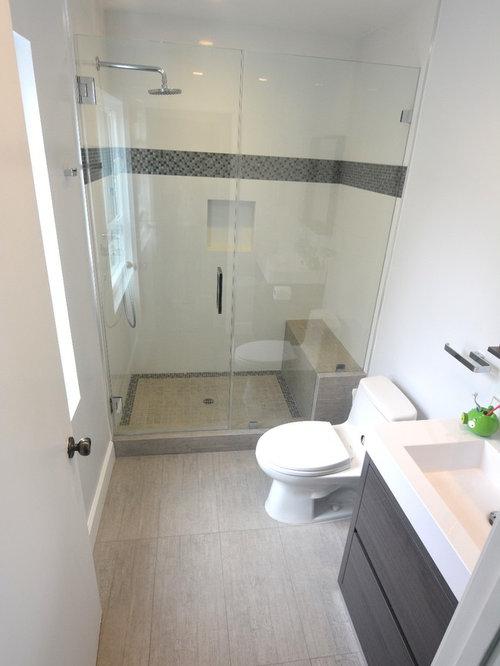Bathroom Ideas Modern Small small modern bathroom ideas, designs & remodel photos | houzz