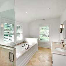 Traditional Bathroom by Adam Klyver Architect