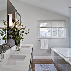 Contemporary Bathroom by Caden Design Group