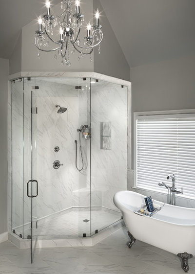 Traditional Bathroom by dB Atlanta   Direct Build of Atlanta