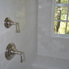 Traditional Bathroom by Tinsley Hutson-Wiley