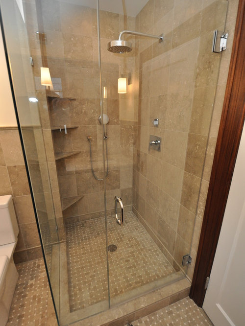 Shower Corner Shelves Ideas Remodel and Decor