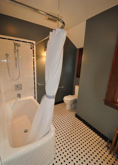 Traditional Bathroom by Ventana Construction LLC