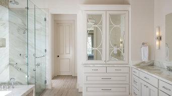 Master bath and master bedroom suite renovation