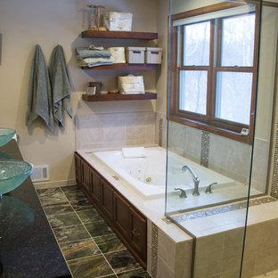 Master Bath and Shower--Stillwater, Minnesota