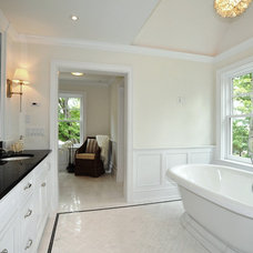 Traditional Bathroom by Scandic Builders, Inc.