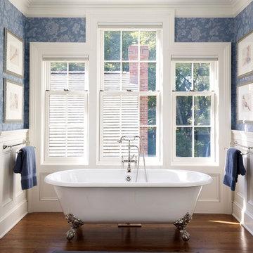 Master Bath & Tub