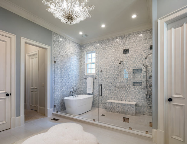 Traditional Bathroom by Boyce Design and Contracting