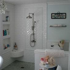Traditional Bathroom by Anta Design Studio