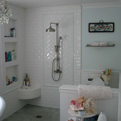 traditional bathroom by Anta Design Studio