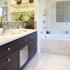 Modern Bathroom by Arch Studio, Inc.