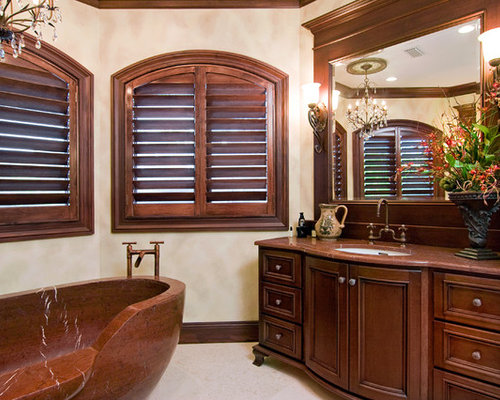 Arched Window Plantation Shutter Ideas, Pictures, Remodel and Decor