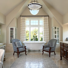 Traditional Bathroom by Billy Beson Company